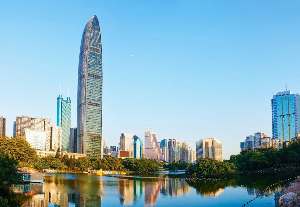 中国の新たな成長エンジン大湾区徹底解剖セミナーgreaterbayareaseminarベクトル開催