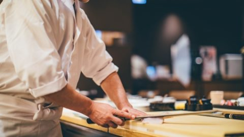 香港内での日本食材のPR業務