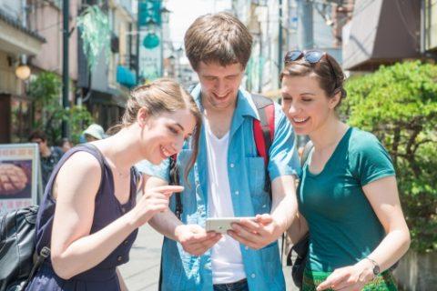 日本観光地PRためのメディアツアー