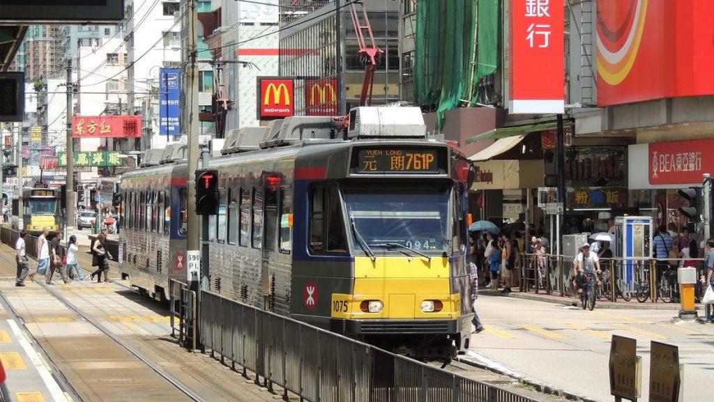 HONGKONG香港街道