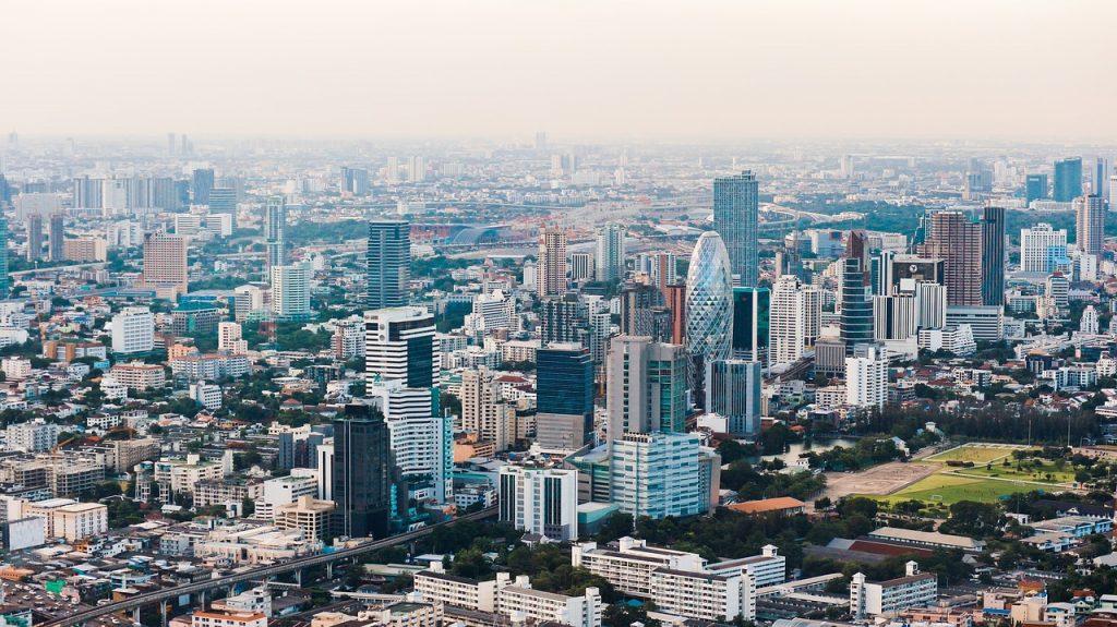 Thanland_bangkok タイ