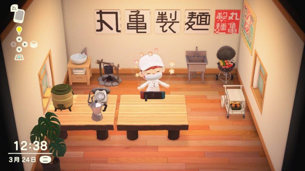 どうぶつの森で丸亀製麺のブランドマーケティング事例SNS上での話題化