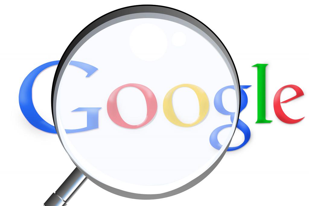 Googleキーワード検索ランキング