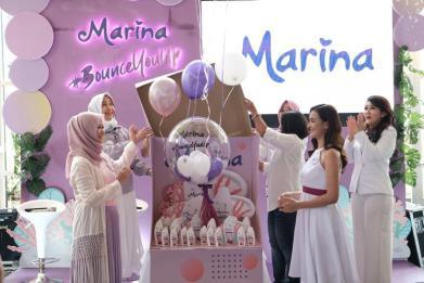 Marina新商品記者発表会
