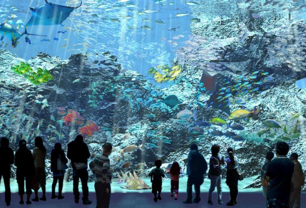 横浜の八景島パラダイスが初めて海を越え、台湾・桃園にオープンする「Xpark」