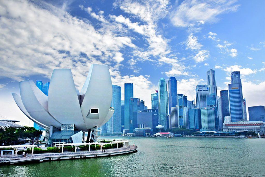 シンガポール marina bay singapore