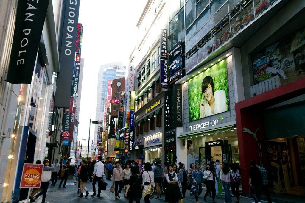 韓国消費者心理指数はコロナ前の水準へ回復